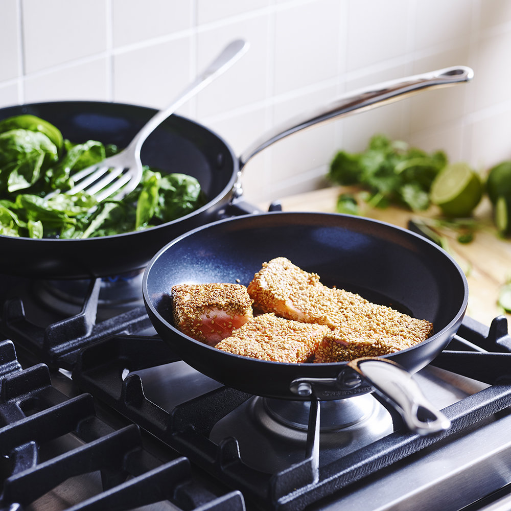 GreenPan - Barcelona Range Frying Pan Set - 2 Piece Set