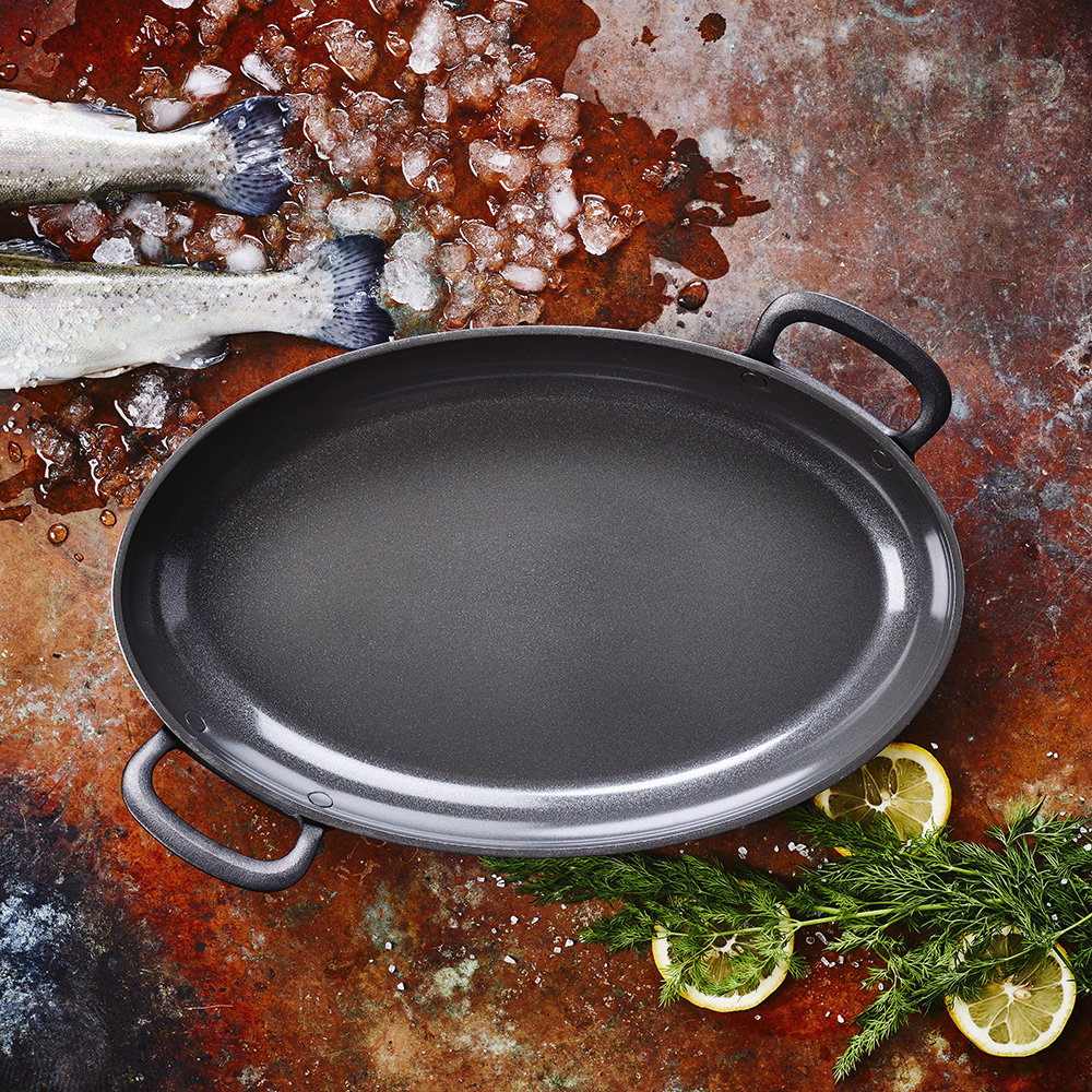 GreenPan - Craft Fish Pan - 40x25cm