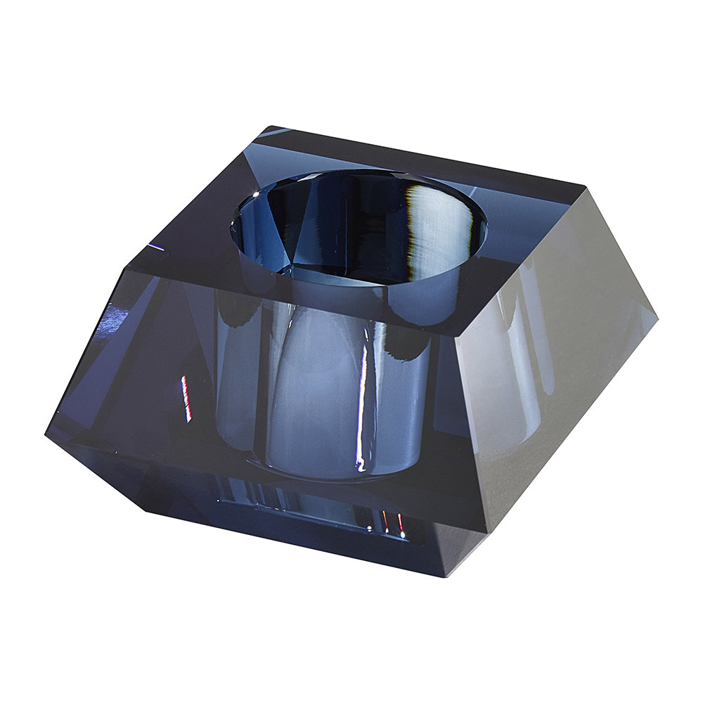 Atelier Swarovski - Square Candle Holder - Montana