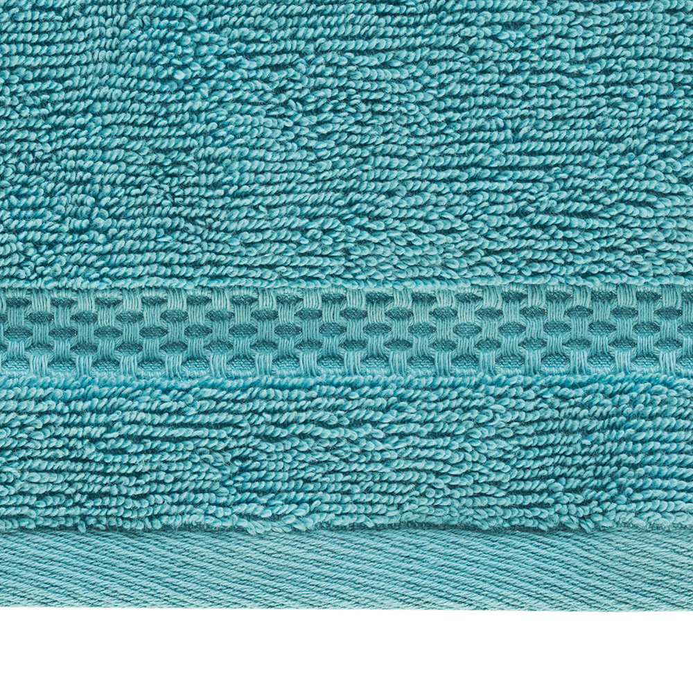A by AMARA - Egyptian Cotton Towel - Steel Blue - Face Cloths - Set of 3