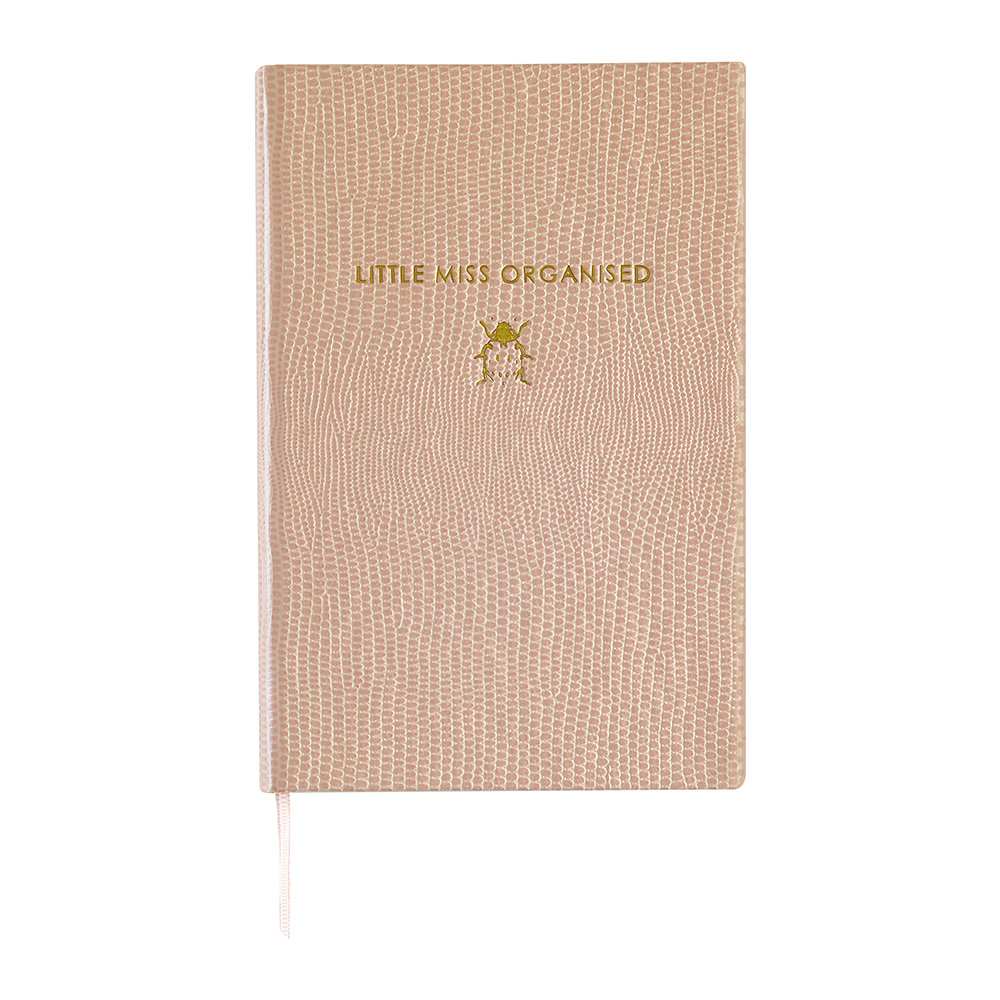 Sloane Stationery - 'Little Miss Organized' Pocket Notebook - 'Little Miss Organised'