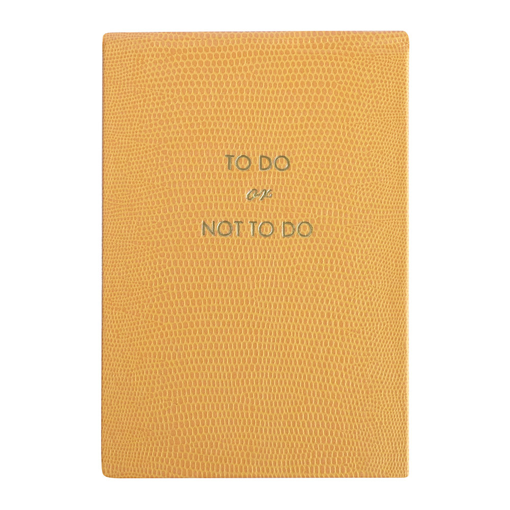 Sloane Stationery - 'To Do or Not To Do' Notepad - 'To Do or Not to Do'