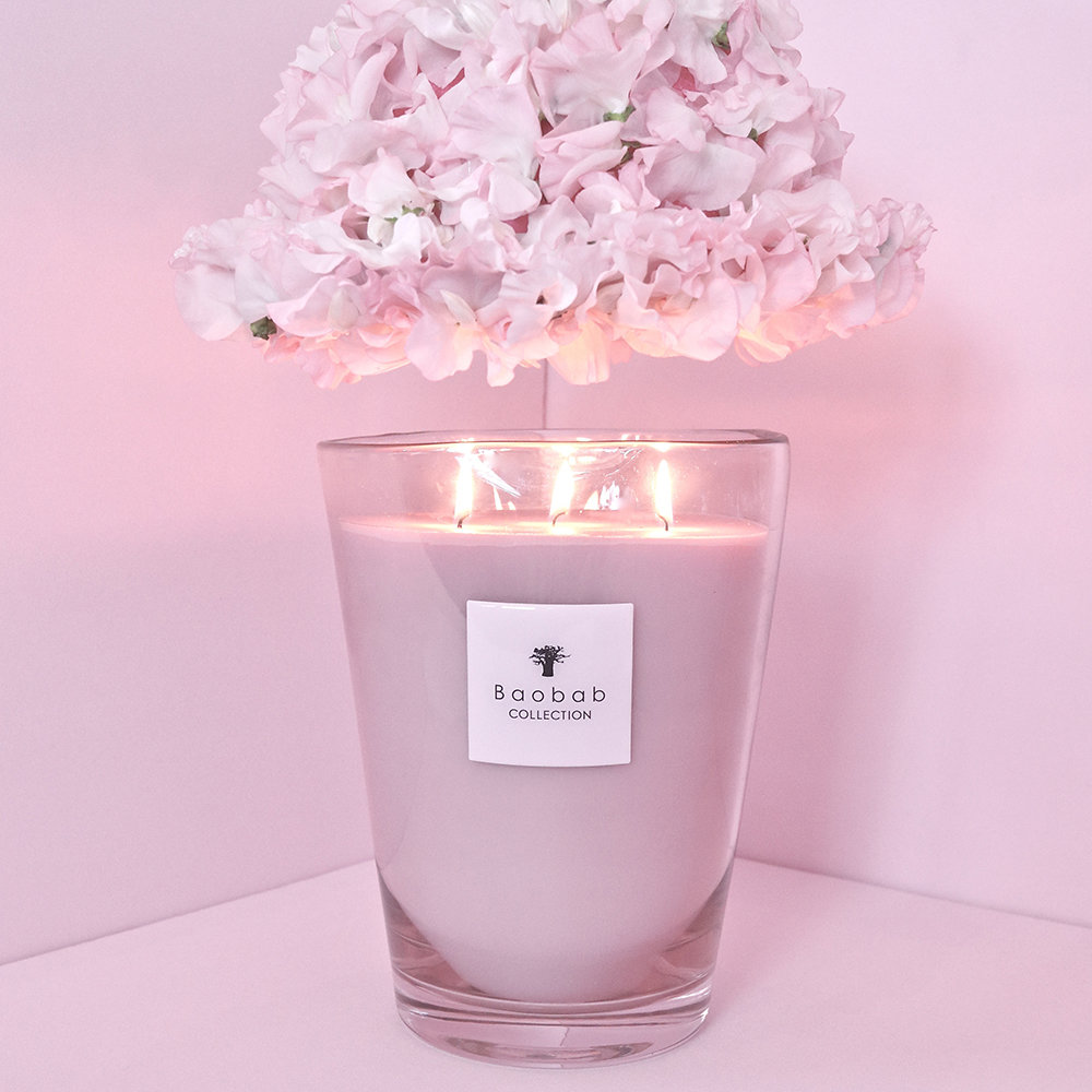 Baobab Collection - Vidra Scented Candle - Limited Edition - Dream - 35cm
