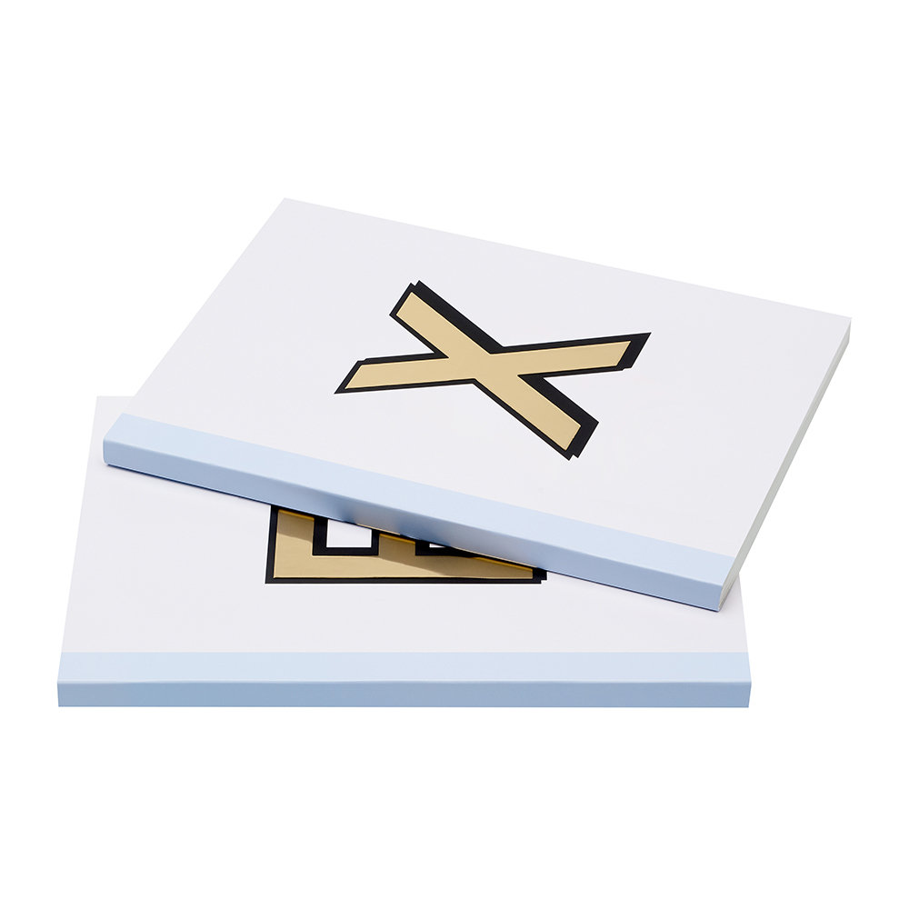 Re: Stationery - A5 Softcover Notebook - X