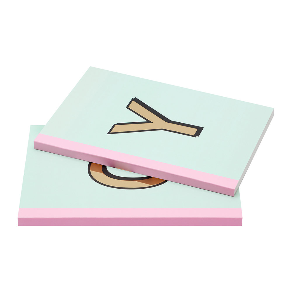 Re: Stationery - A5 Softcover-Notizbuch - Y