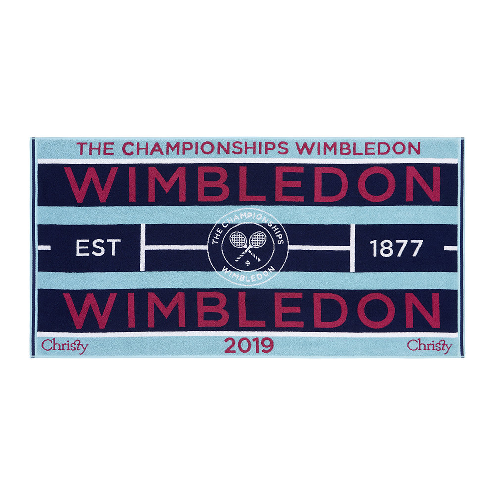 The Championships Wimbledon - Ladies' Championship Towel With Hydro Technology