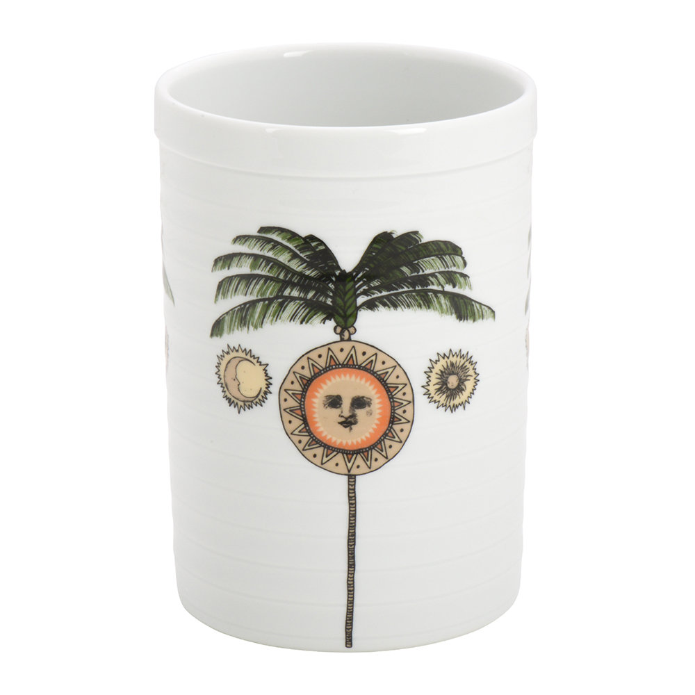 Anna + Nina - Oasis Storage Jar - Large