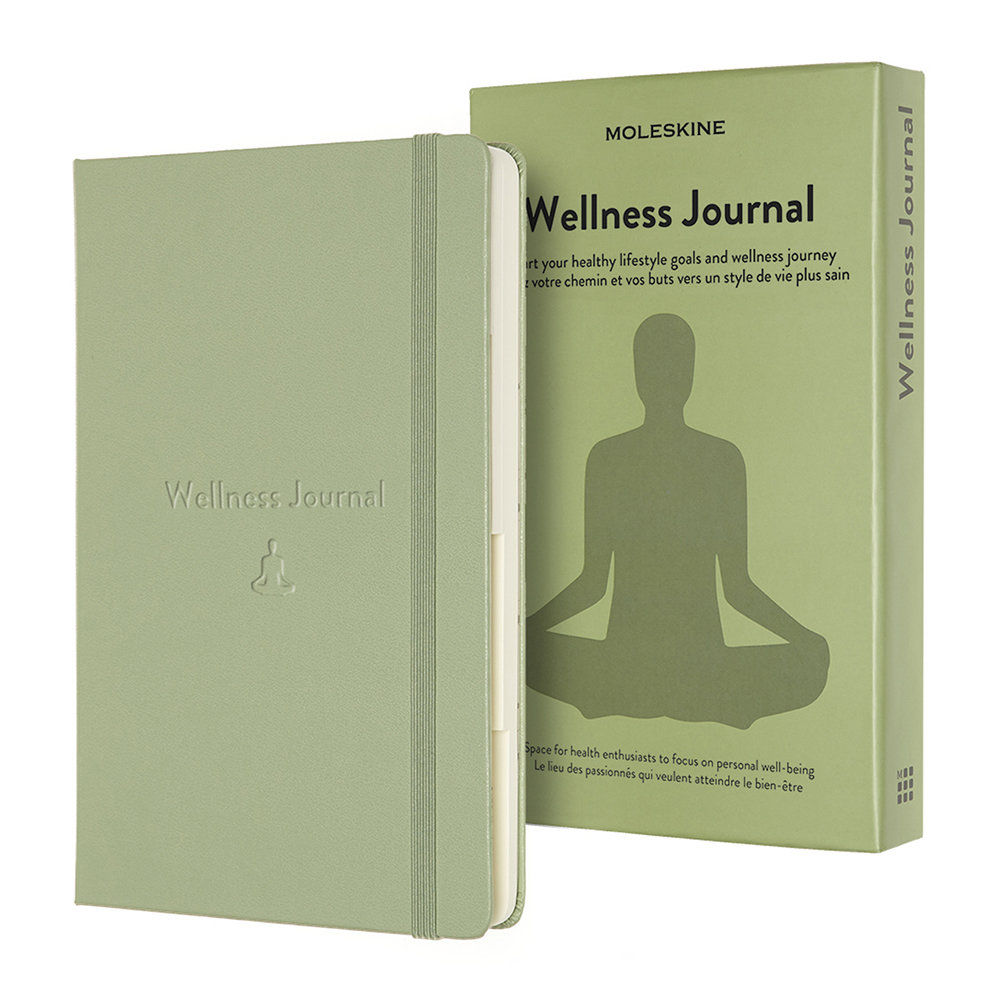 Moleskine - Passion Journal - Wellness