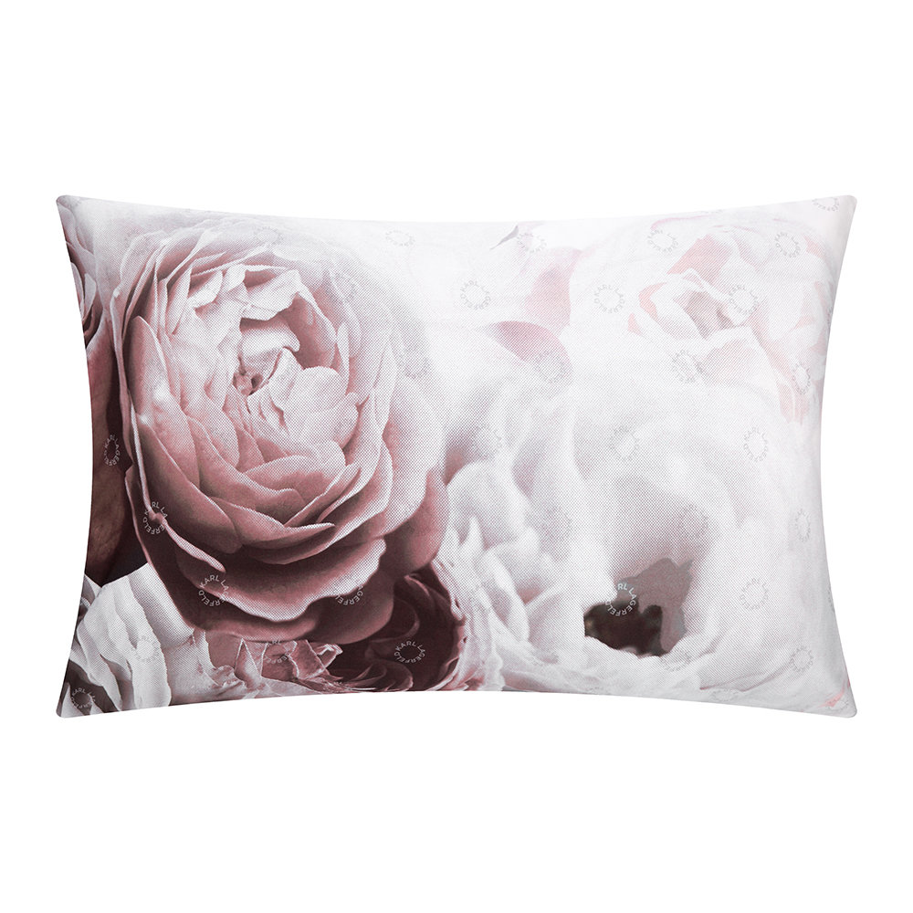 Karl Lagerfeld - Aria Pillowcase - Set of 2 - Grey