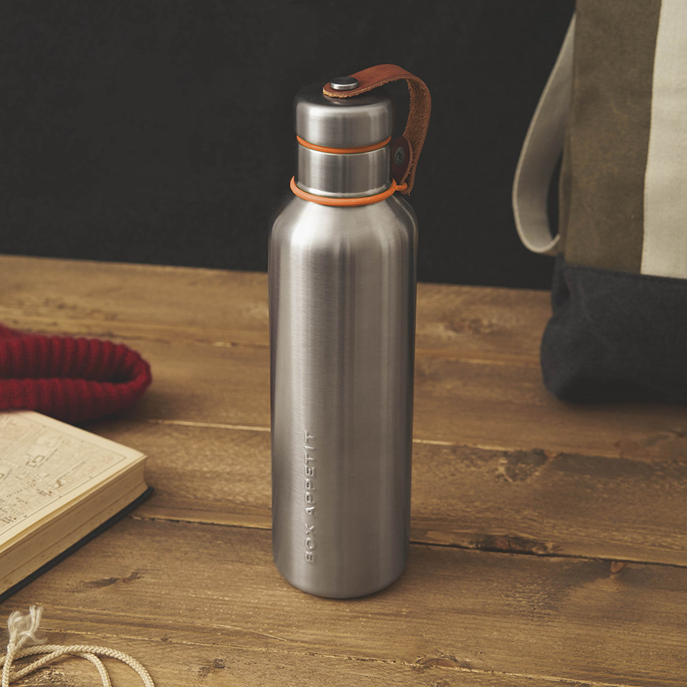 NEW Black+Blum Bam Insulated Water Bottle Olive