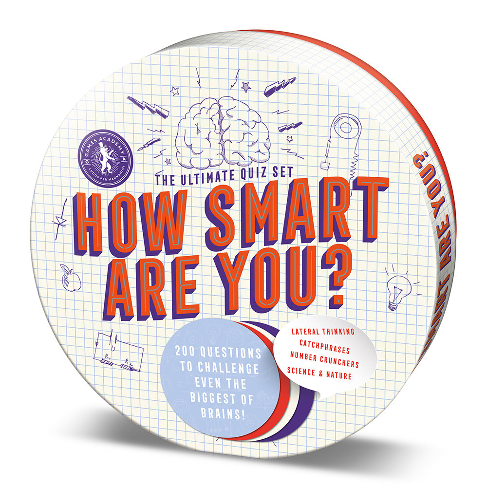 Professor Puzzle - How Smart Are You? Game
