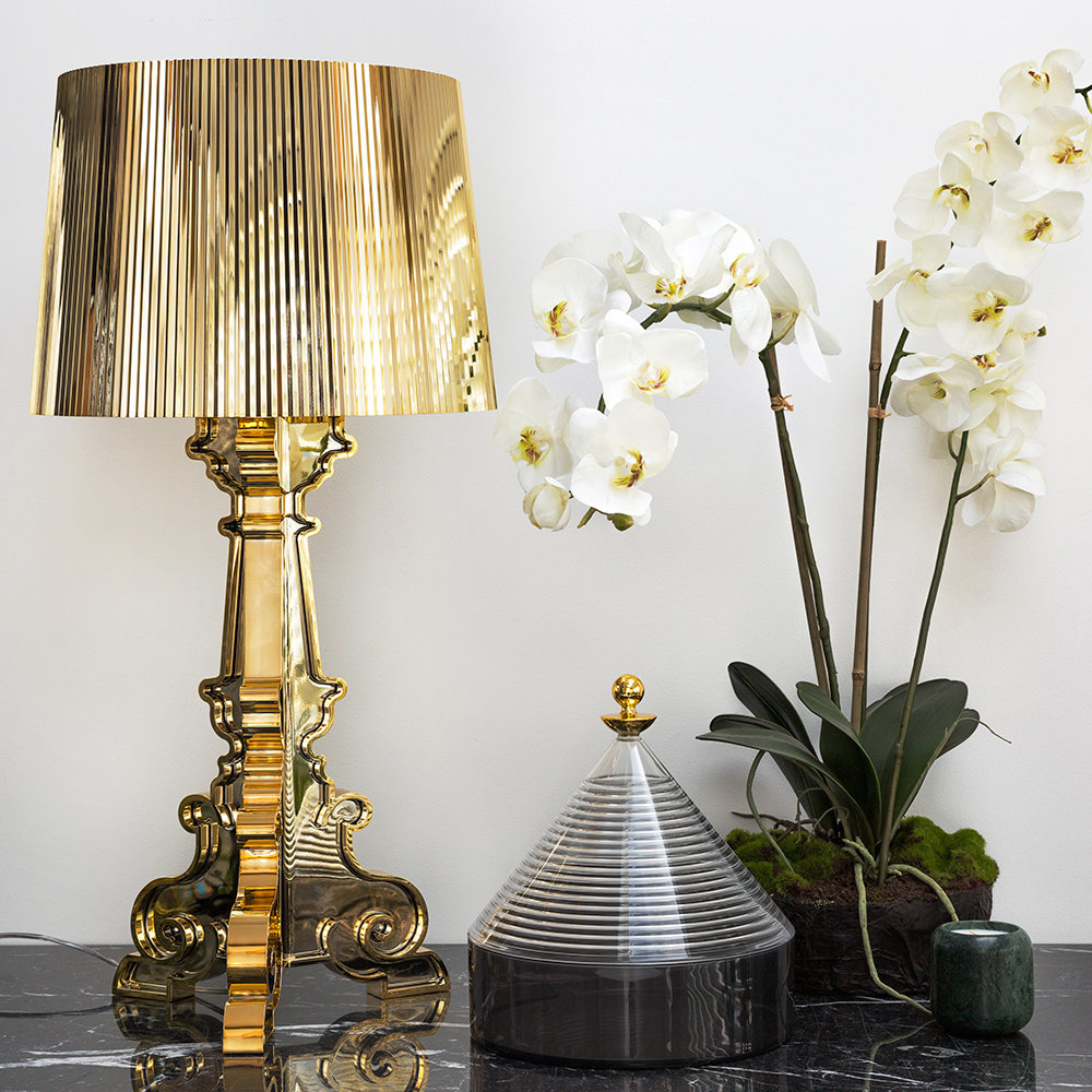 Bourgie Lamp Gold