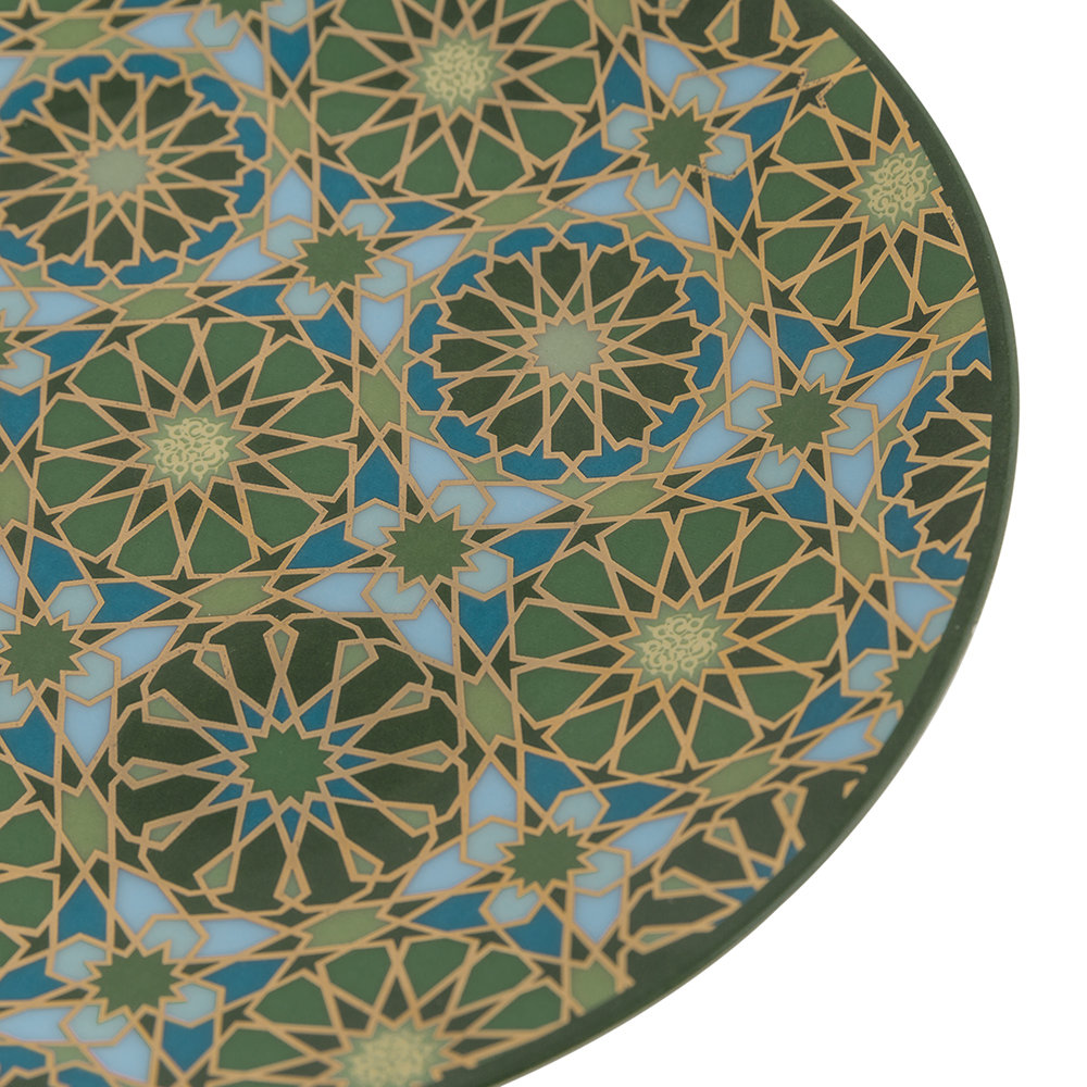 Images d'Orient - Andalusia Plate - Butter Plate