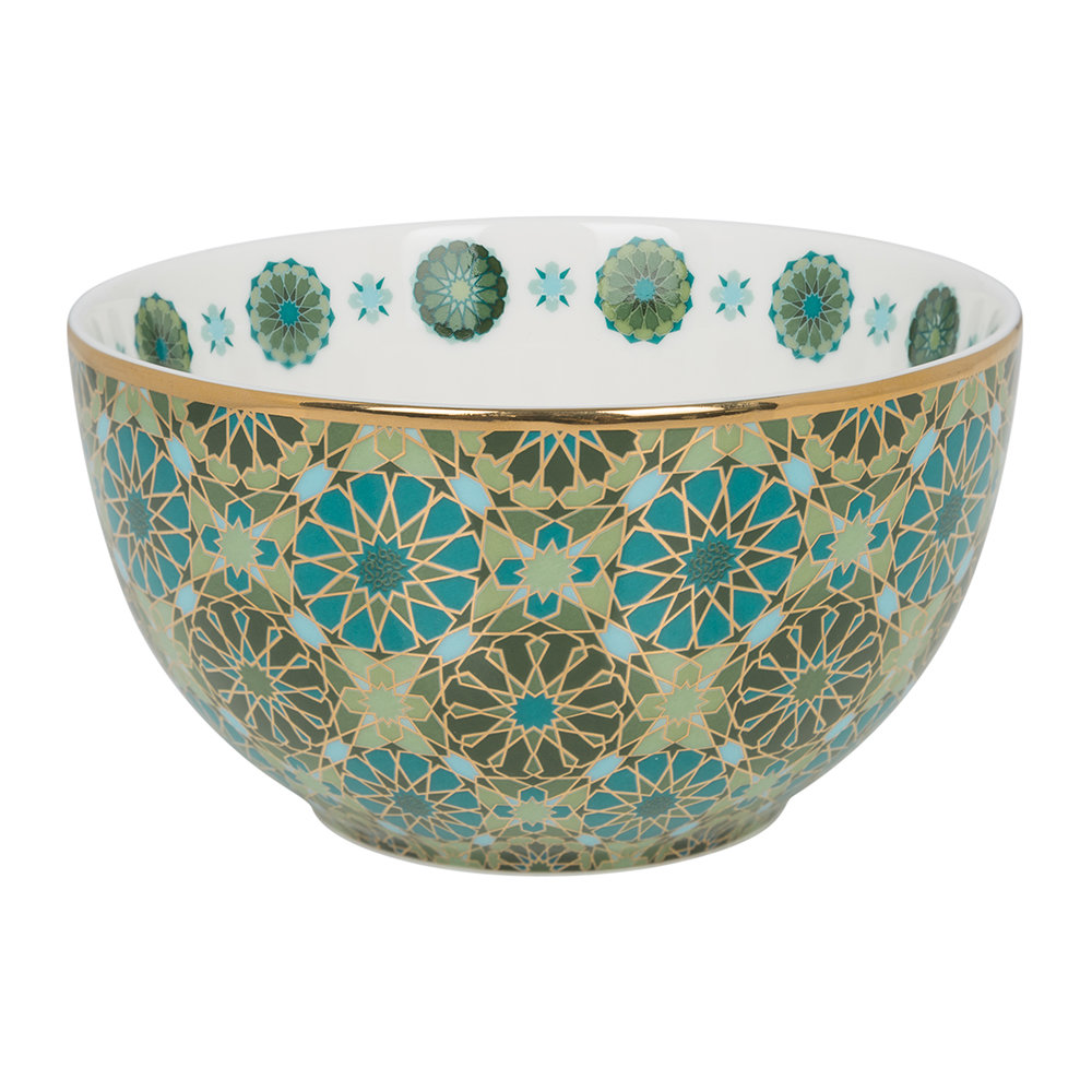 Images d'Orient - Andalusia Cereal Bowl