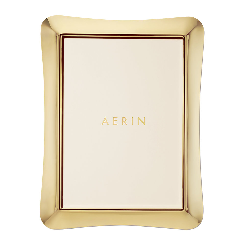 AERIN - Cecile Photo Frame - Gold - 5x7""