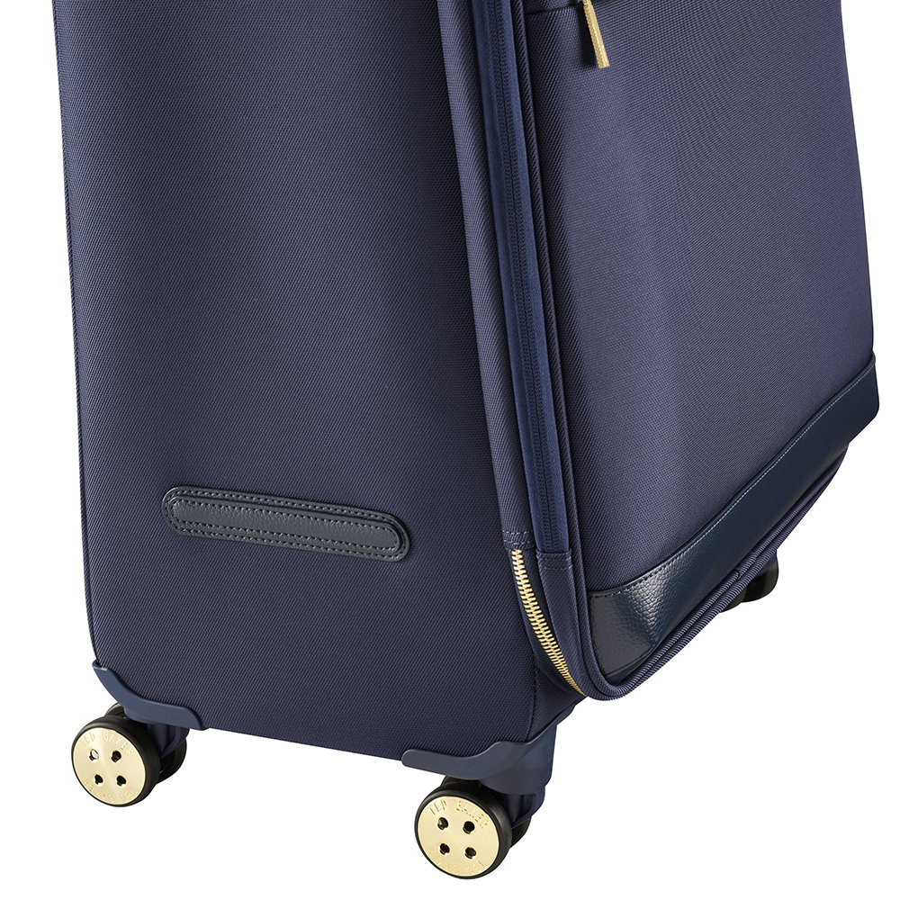 Ted Baker - Albany Softside Suitcase - Navy - Small