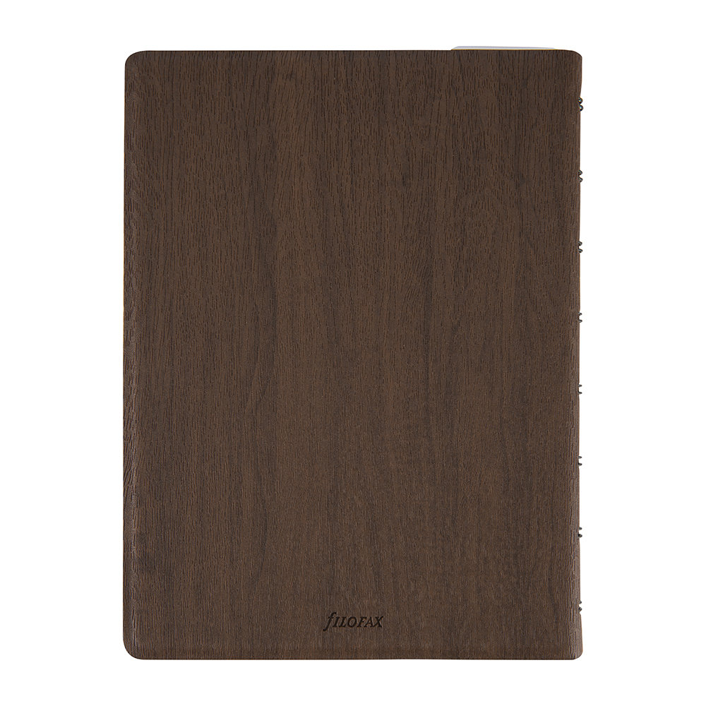 Filofax - A5 Architexture Notebook - Rosewood