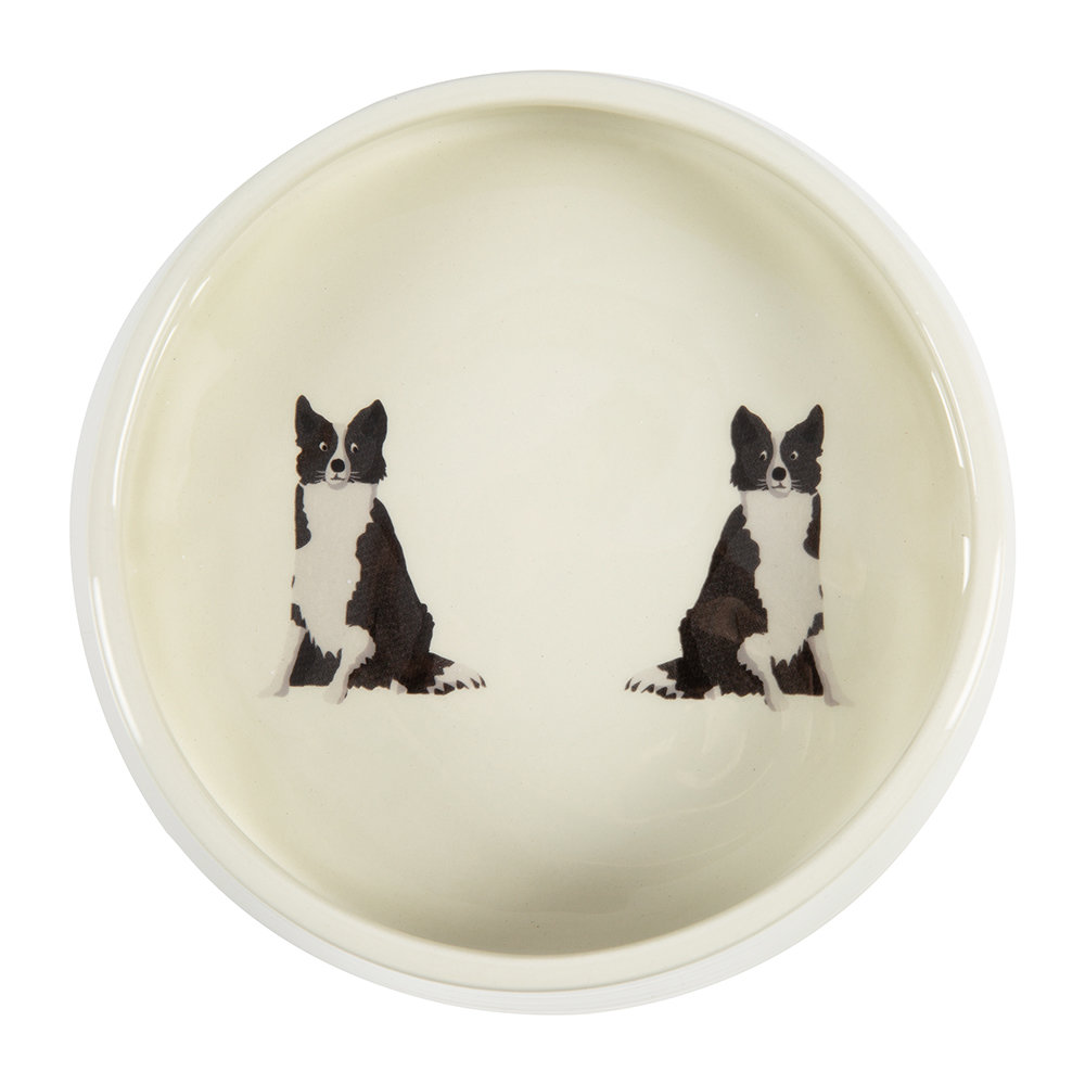 Fenella Smith - Collie Dog Bowl