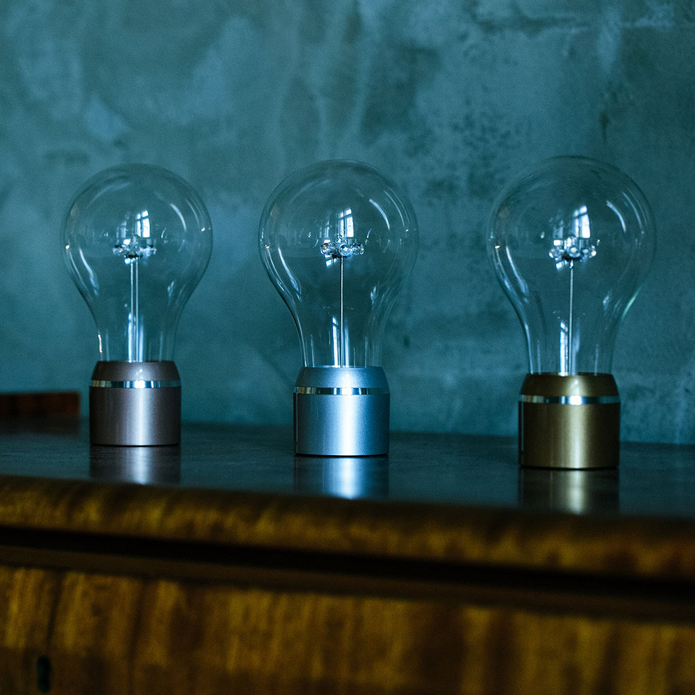FLYTE - Edison Single Light Bulb - Copper