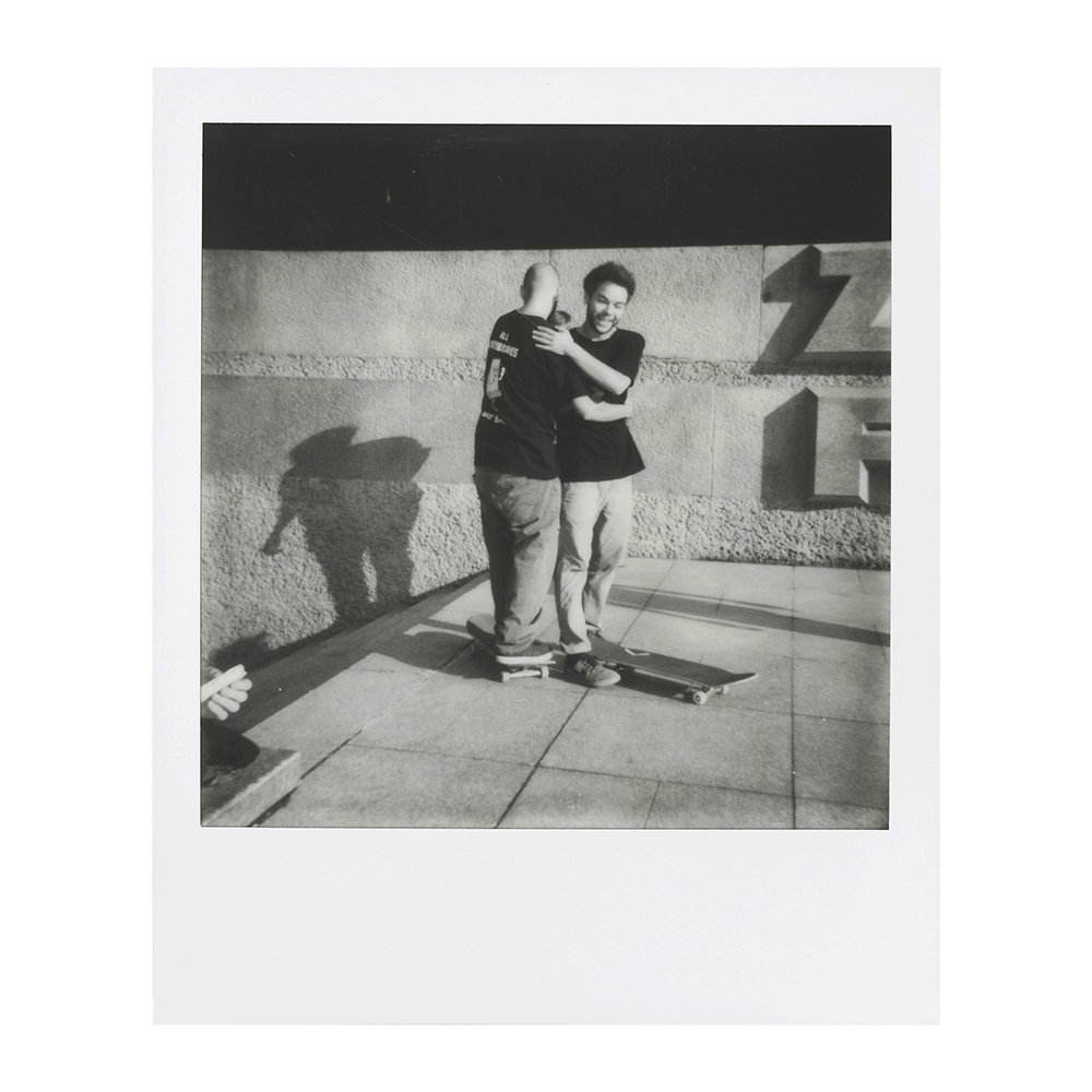 Polaroid Originals - 600 Polaroid Prints - Black & White