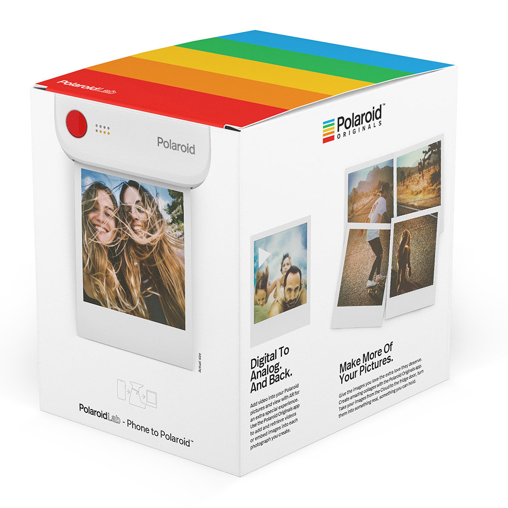 Polaroid Originals - Polaroid Lab Smart Printer