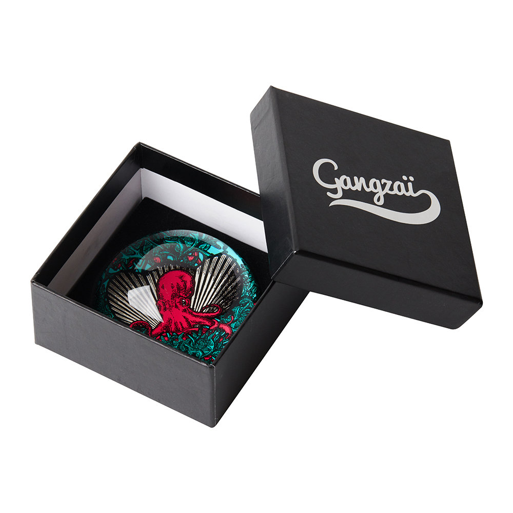 Gangzai - Safari Paperweights - Naughty Poulp