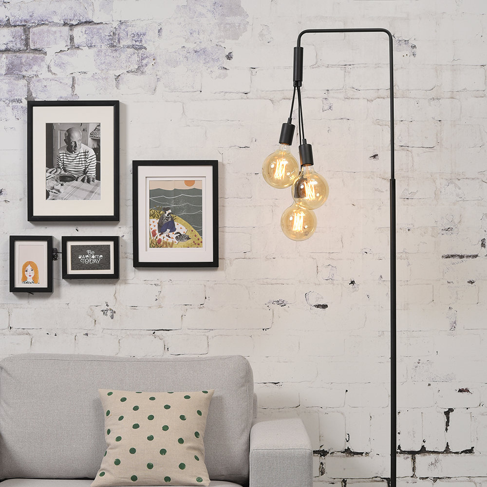 It's About RoMi - Olso Floor Lamp - Black