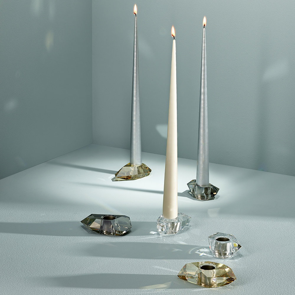 Atelier Swarovski - Candle Holder - Crystal - Small