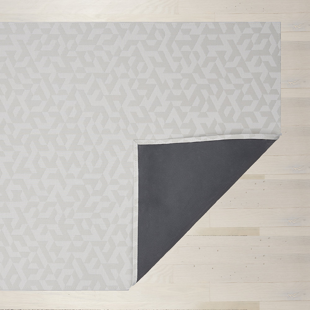 Chilewich - Prism Floor Mat - Natural