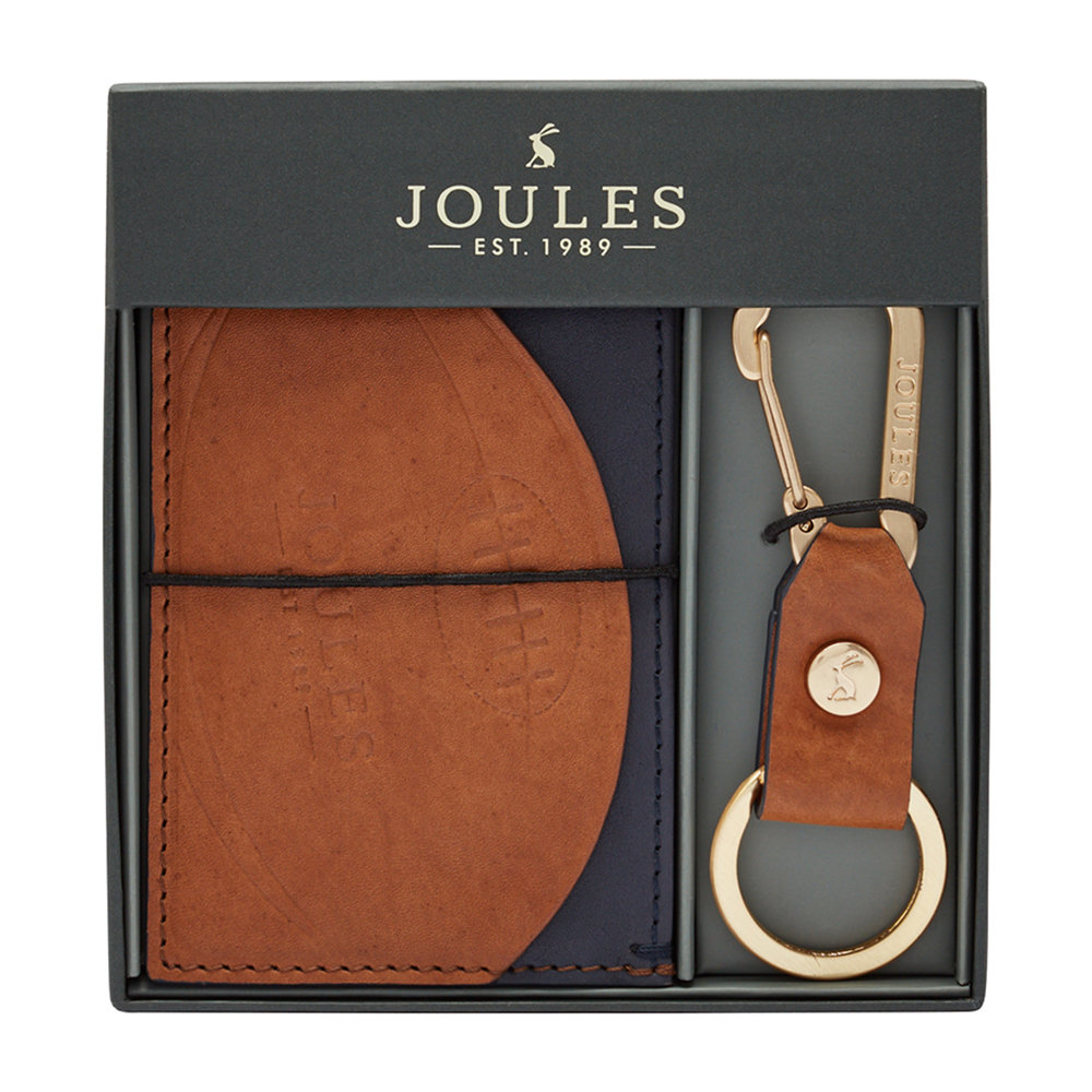Joules Hangby Accessory Keyring Gold One Size