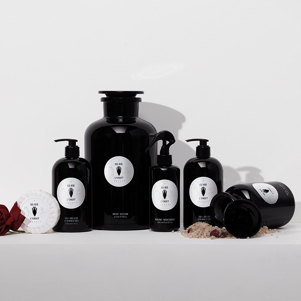 L'Objet - Apothecary Hand and Body Wash - Rose Noire