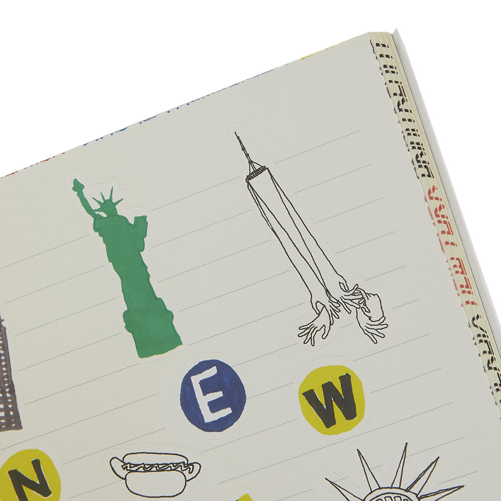 Christian Lacroix - Brian Kenny New York Notebook - A5