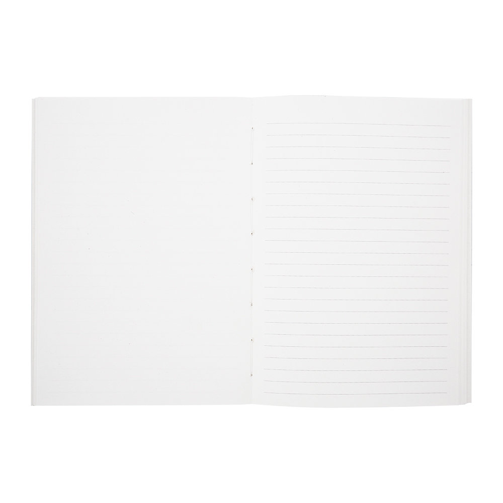 Re: Stationery - A5 Softcover Notebook - W