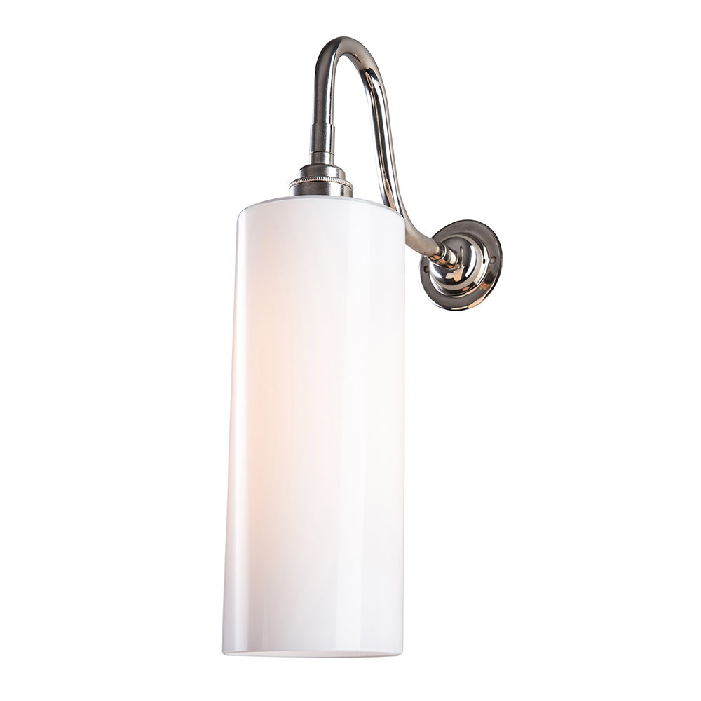 Old School Electric - Parker Wall Light - Polished Nickel
