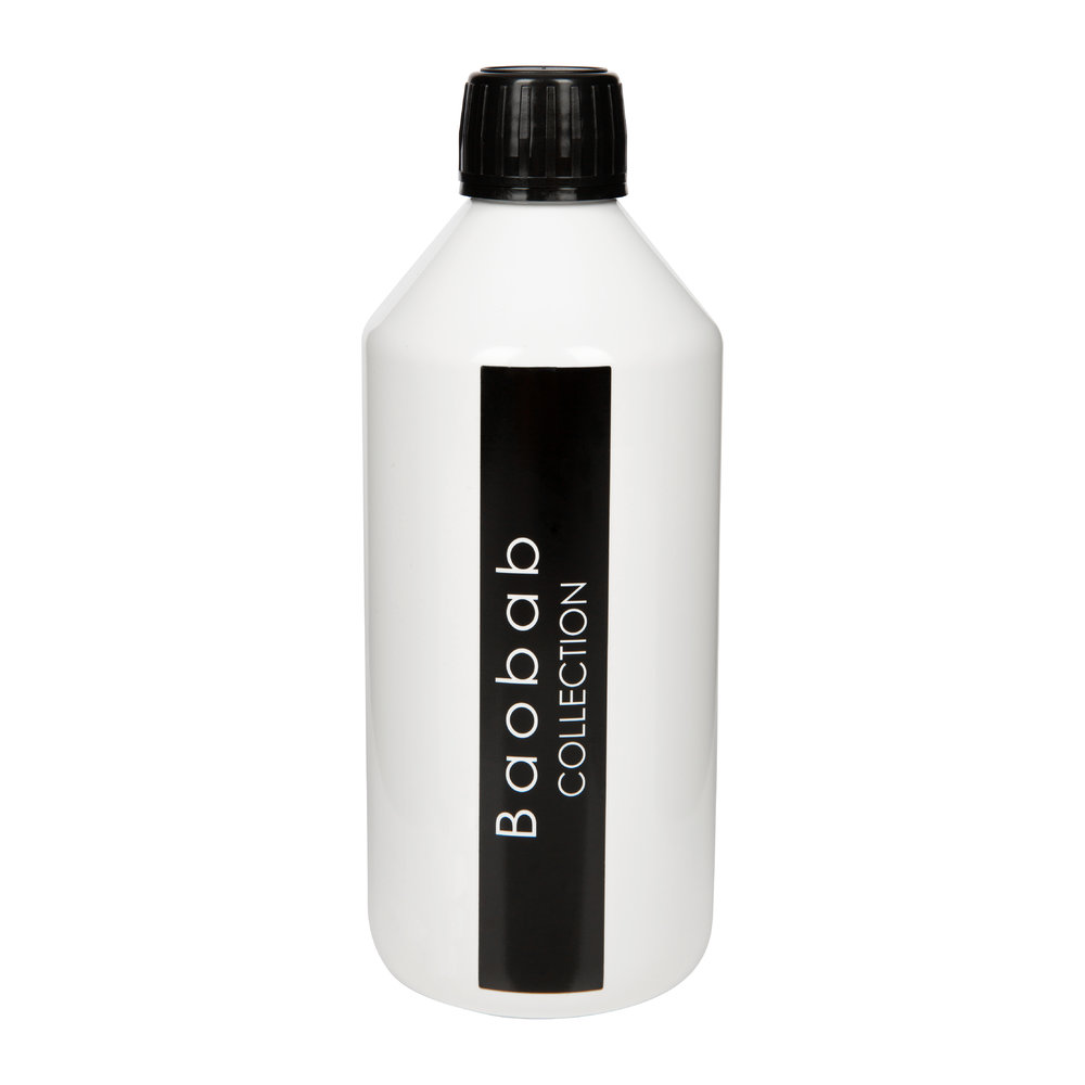 Baobab Collection - Les Prestigieuses Reed Diffuser Refill - Tanned Hide