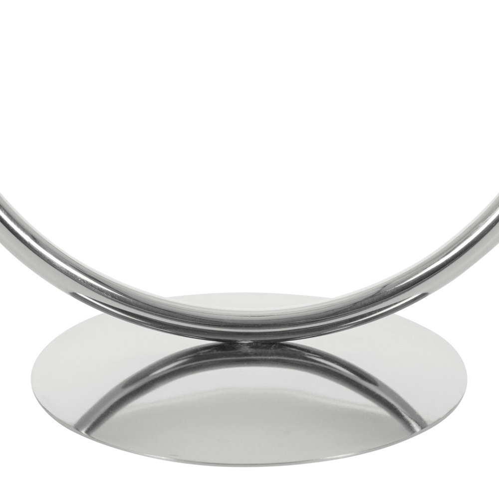 A by AMARA - Hoop Candlestick - Silver