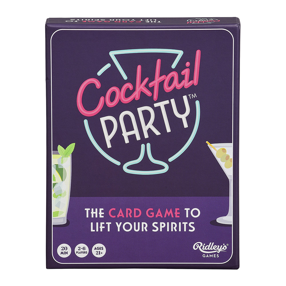 Ridley's Games Room - Cocktail Party Game