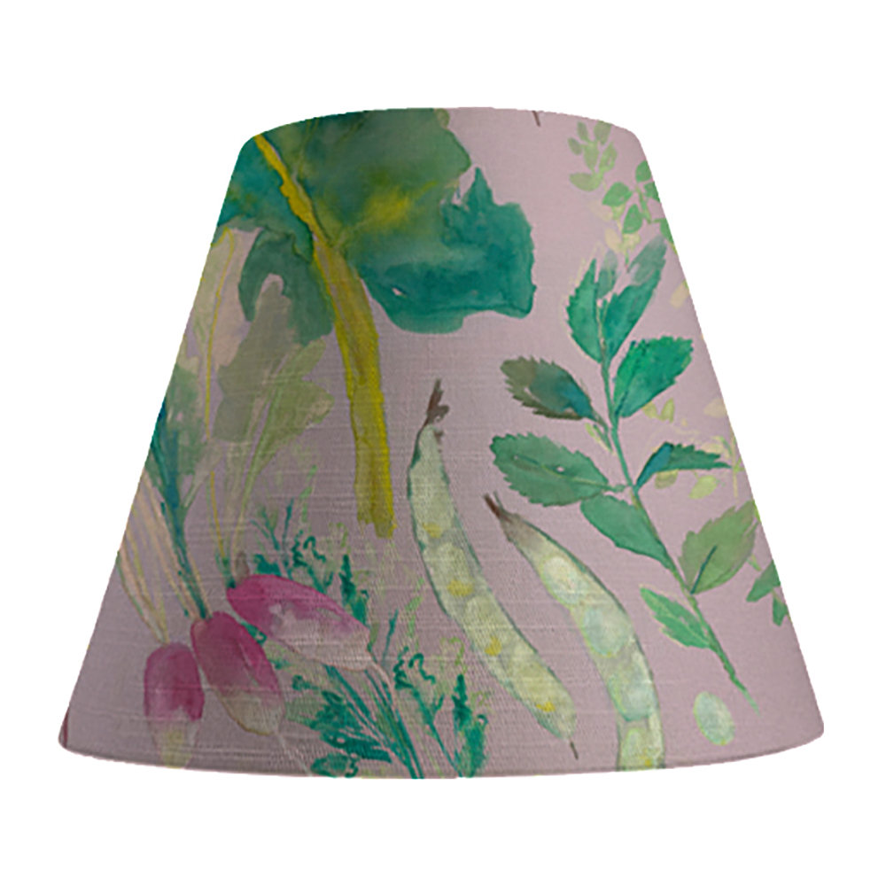 Bluebellgray - Vegetable Patch Lampshade - Rosehip - Medium
