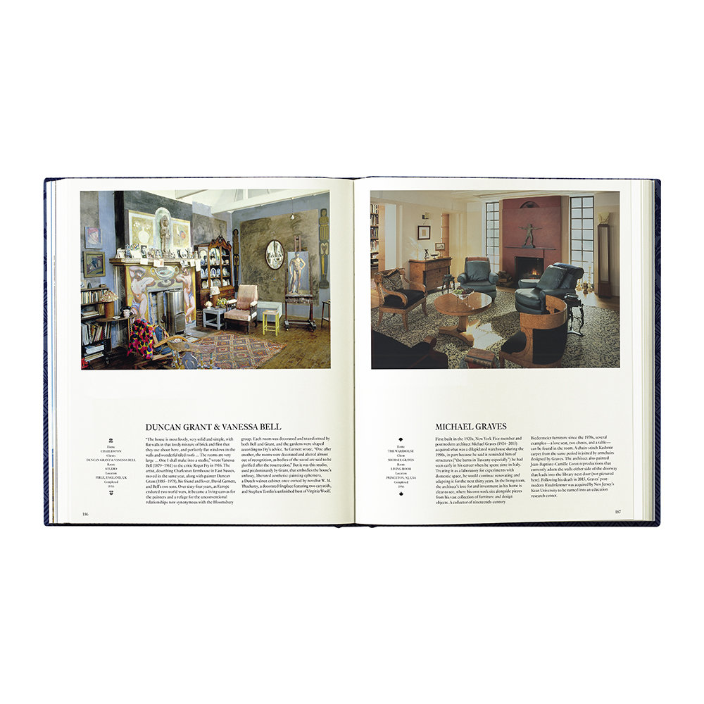 Phaidon - Interiors: The Greatest Rooms of the Century Book - Platinum Gray