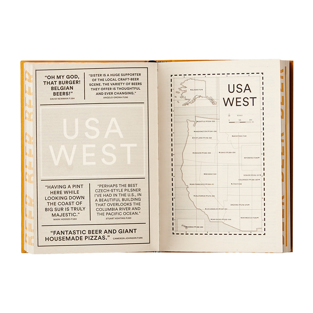 Phaidon - Where to Drink Beer Book