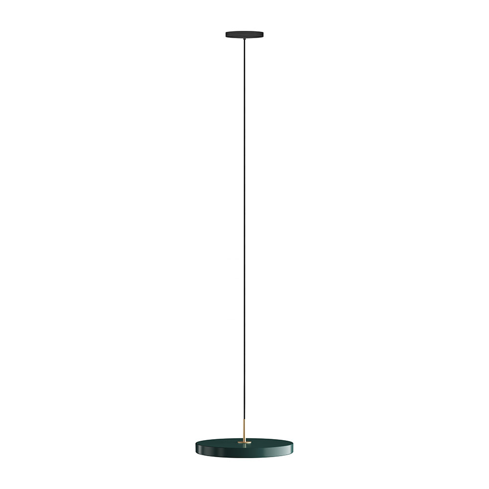 UMAGE - Asteria Ceiling Light - Forest Green