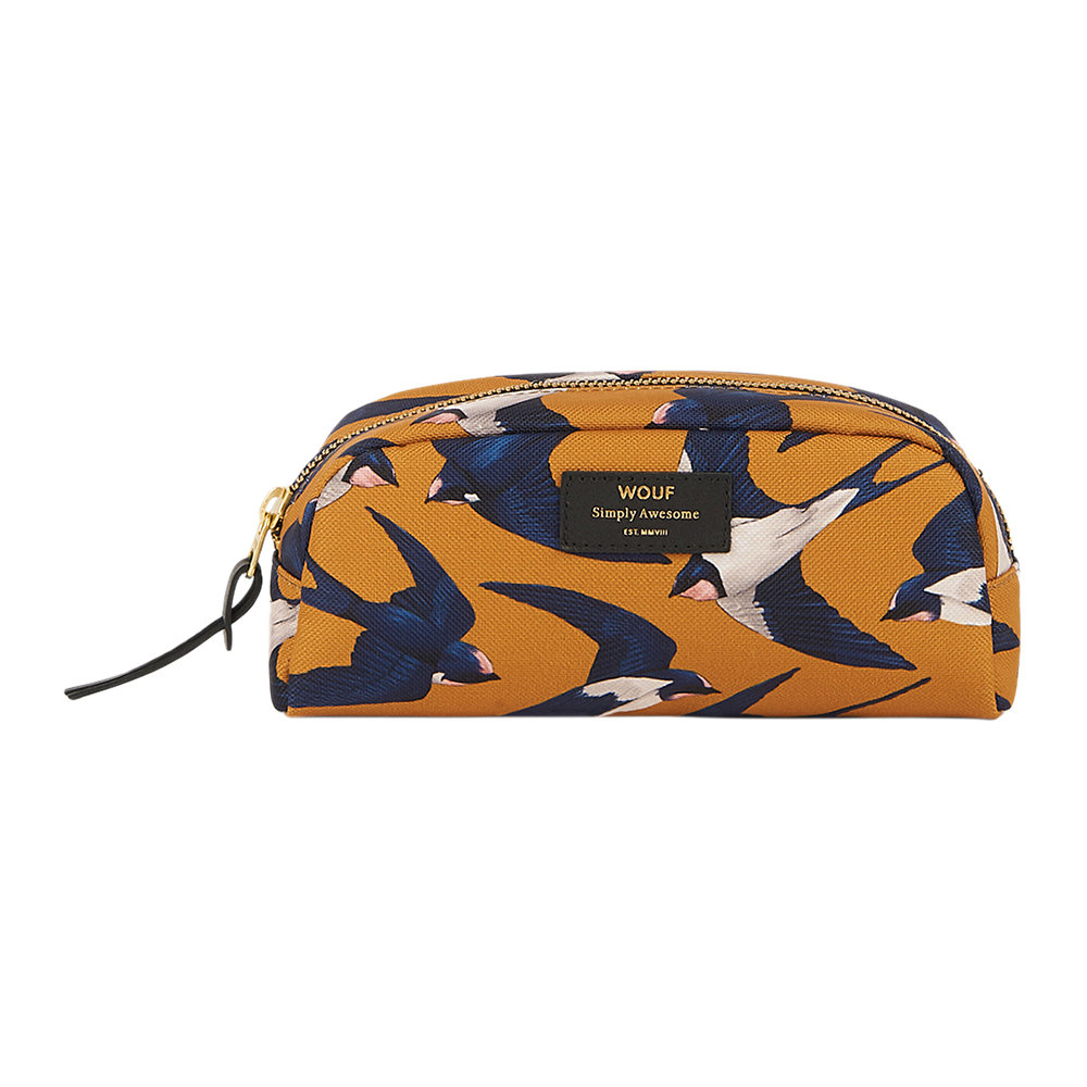 Wouf - Swallow Cosmetic Bag - Small