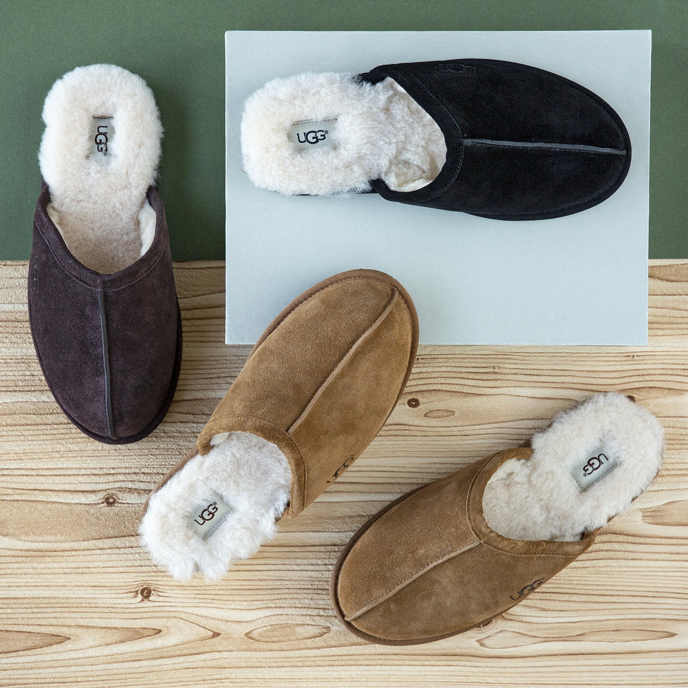 chaussons hommes ugg