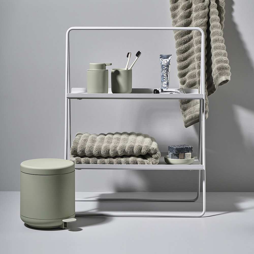 Zone Denmark - A-Table Shelving Unit - Soft Gray