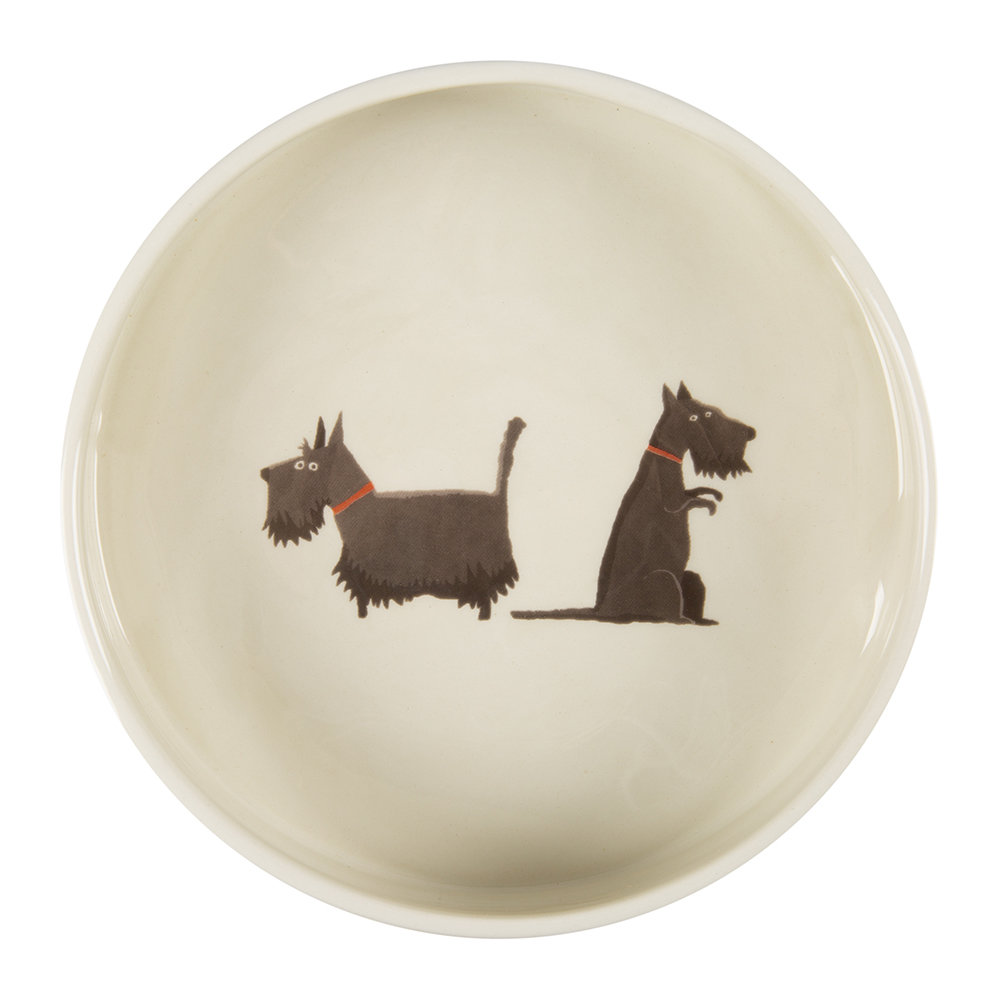 Fenella Smith - Scottie Dog Bowl