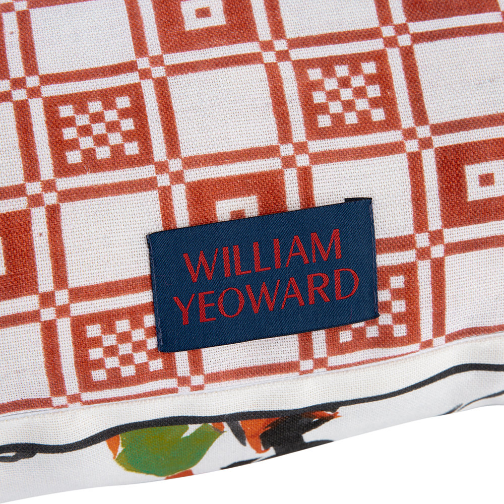 William Yeoward - The Bicycle Cushion