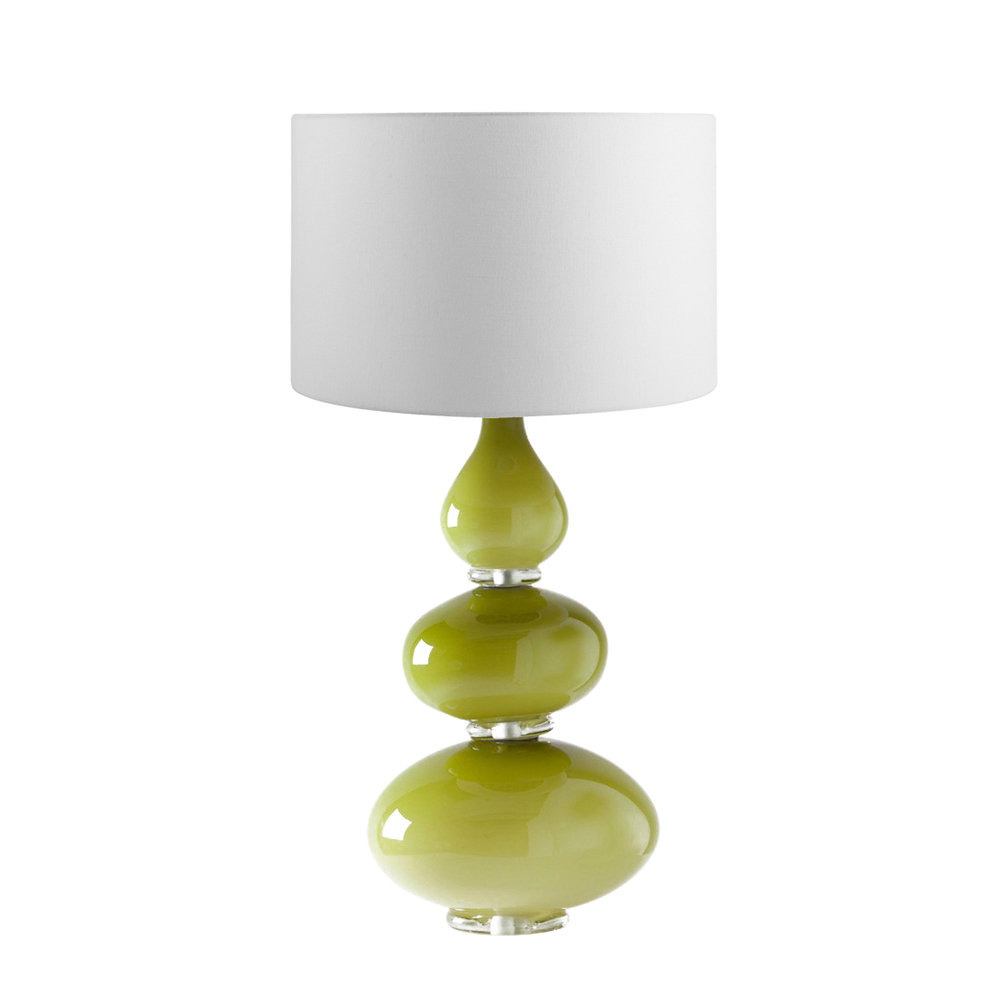 William Yeoward - Aragoa Table Lamp Base - Moss