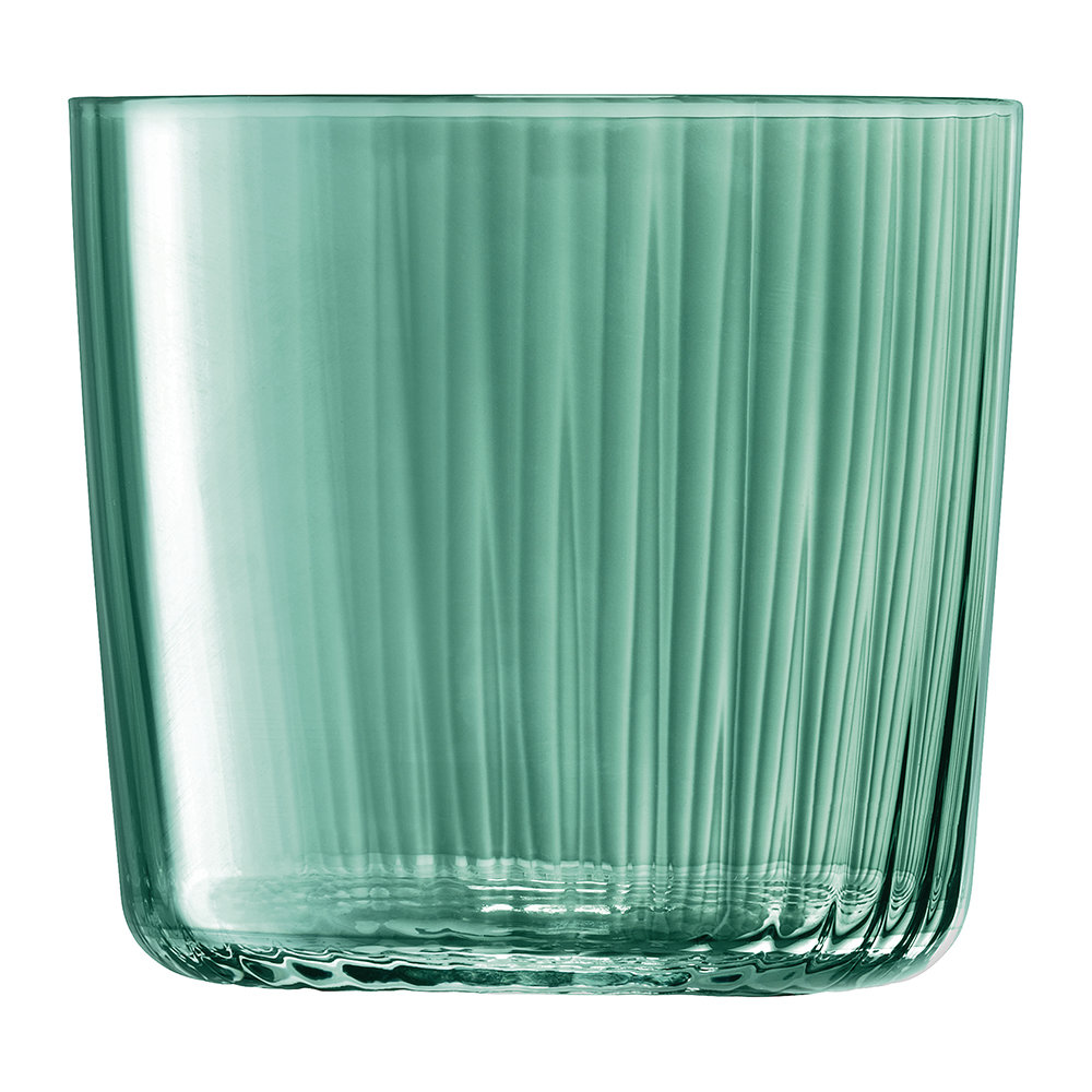 LSA International - Gobelet Gemmes Assorties - Lot de 4 - Jade - 310 ml