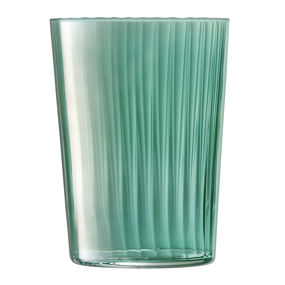 LSA International - Assorted Gems Tumbler - Set of 4 - Jade - 560ml
