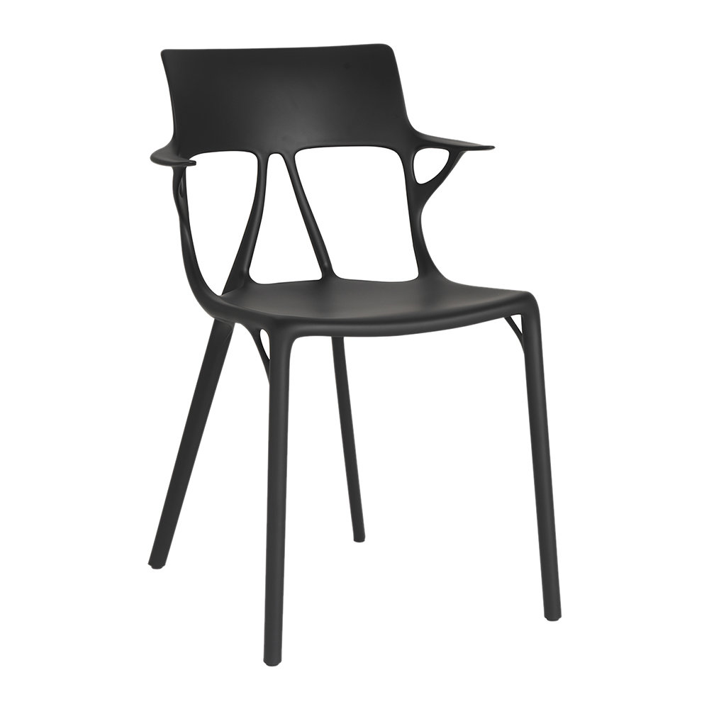 Kartell - Al Chair - Black